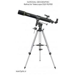 تلسکوپ شکستی 90/900 نشنال جئوگرافی - NATIONAL GEOGRAPHIC 90/900 Refractor