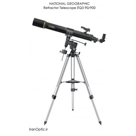 تلسکوپ شکستی NATIONAL GEOGRAPHIC 90/900 Refractor
