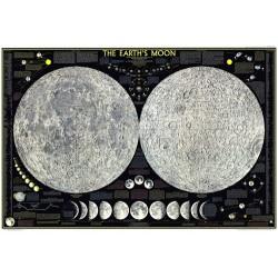 پوستر ماه (نشنال جئوگرافی)