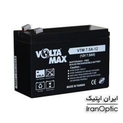 باطری SLA مدل VTM 12-7.5AH