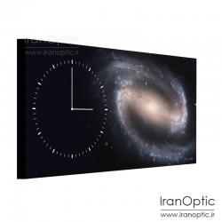 ساعت دیواری طرح کهکشان NGC1300