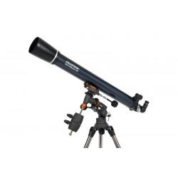 تلسکوپ شکستی 90 میلیمتری (سلسترون) AstroMaster 90EQ