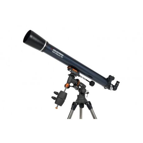 تلسکوپ شکستی 90 میلیمتری سلسترون - AstroMaster 90EQ