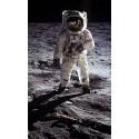 پوستر انسان بر روی ماه