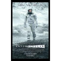 پوستر فیلم اینتراستلار (interstellar) - شماره 1