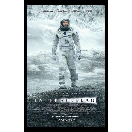 پوستر فیلم ابنتر استلار (interstellar) - شماره 1