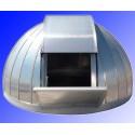 گنبد رصدخانه فلزی 3 متری (سه جداره)