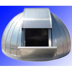 گنبد رصدخانه فلزی 5 متری (تک جداره)