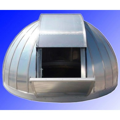 گنبد رصدخانه فلزی 2.2 متری (سه جداره)