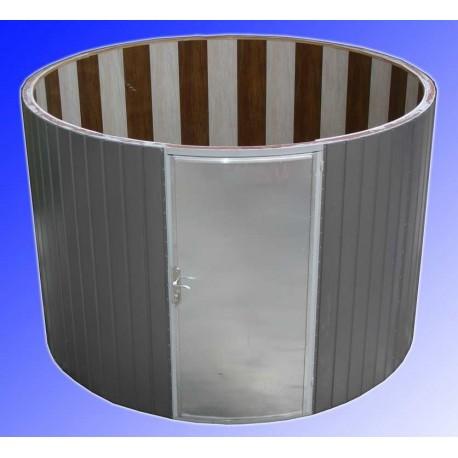 اتاقک رصدخانه 2.2 متری