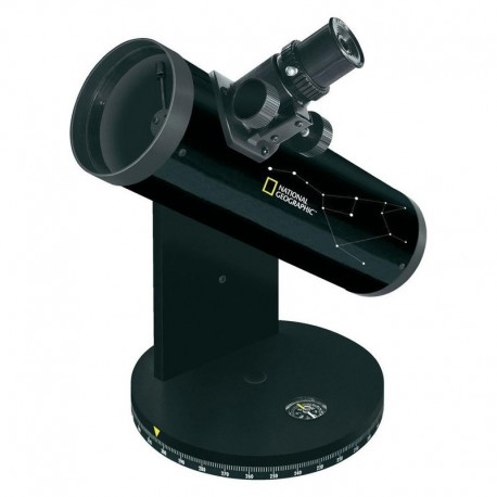 تلسکوپ دابسونی 76 میلیمتری نشنال جئوگرافی - NATIONAL GEOGRAPHIC DOBSONI 76/350