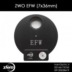 ZWO EFW - 7x36mm
