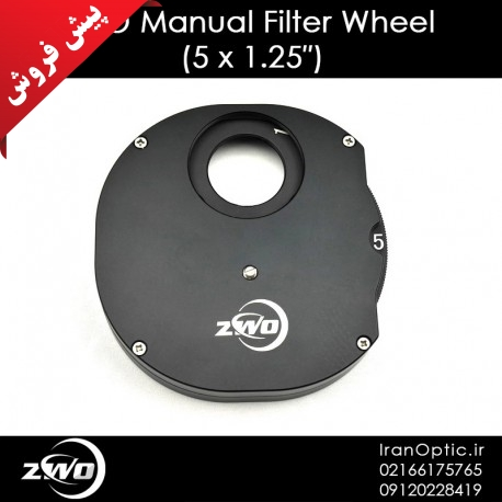 ZWO Manual Filter Wheel
