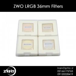 ZWO LRGB 36mm Filters