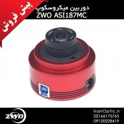 دوربین میکروسکوپ ASI178MC (color)