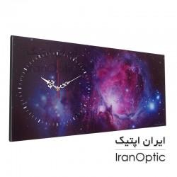 ساعت دیواری طرح سحابی جبار - Orion Clock Vol.1