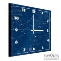 ساعت دیواری طرح صورت فلکی زمستانی - Constellation Clock KH103