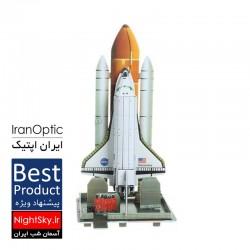 پازل سه بعدی شاتل دیسکاوری - Space Shuttle Discovery