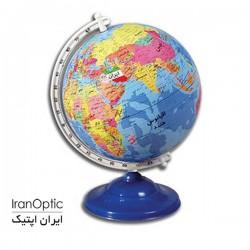 کره جغرافیایی زمین - قطر 160mm