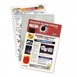 AstroSolar PHOTO Film (20x30cm) - Optical Density 3.8
